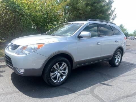 2012 Hyundai Veracruz for sale at Dreams Auto Group LLC in Sterling VA