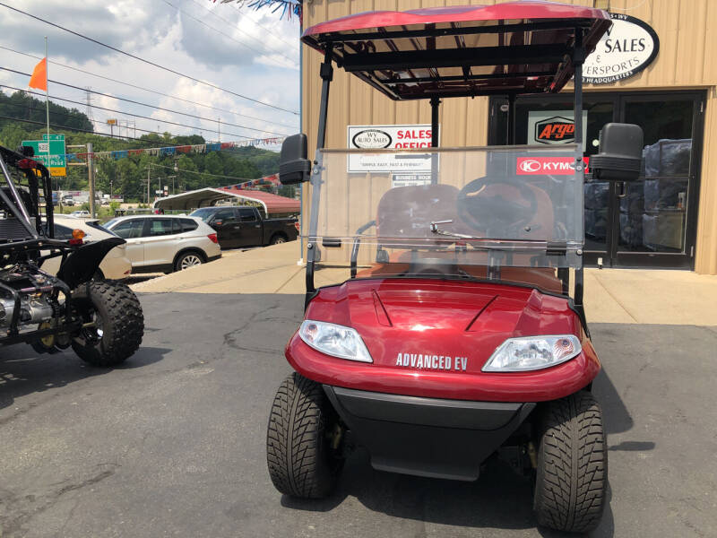 2021 Advanced EV 4PR Non-Lifted FWD Facing for sale at W V Auto & Powersports Sales in Charleston WV