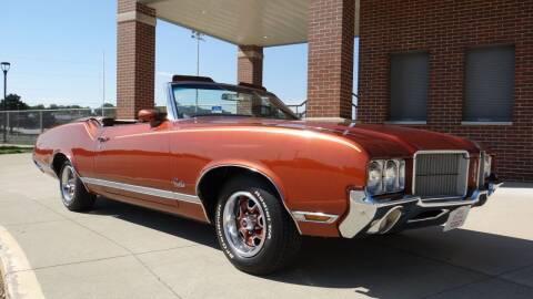 1971 Oldsmobile Cutlass Supreme for sale at Klemme Klassic Kars in Davenport IA