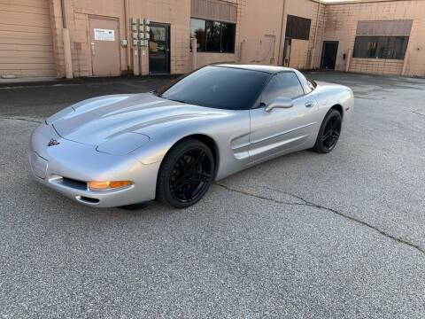 1998 Chevrolet Corvette for sale at Certified Auto Exchange in Indianapolis IN
