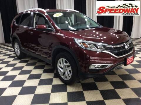 2016 Honda CR-V for sale at SPEEDWAY AUTO MALL INC in Machesney Park IL