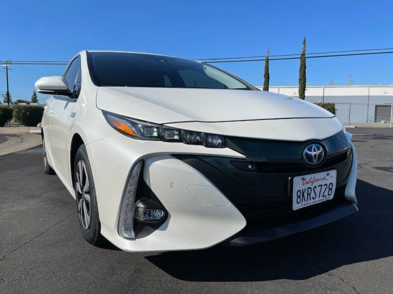 2017 Toyota Prius Prime for sale at Approved Autos in Sacramento CA