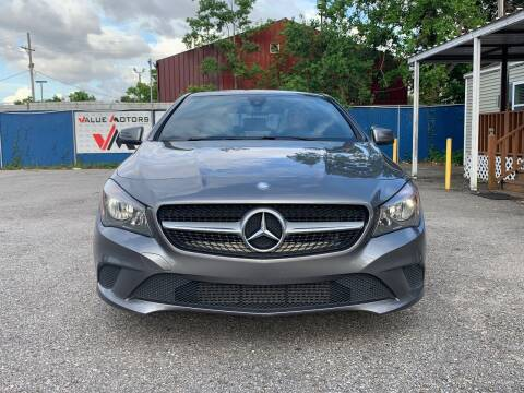 2015 Mercedes-Benz CLA for sale at Value Motors Company in Marrero LA