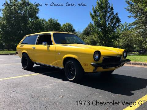 1973 Chevrolet Vega for sale at MIDWAY AUTO SALES & CLASSIC CARS INC in Fort Smith AR