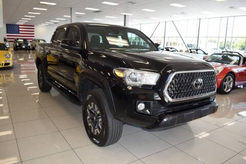 2018 Toyota Tacoma for sale at Legend Auto in Sacramento CA