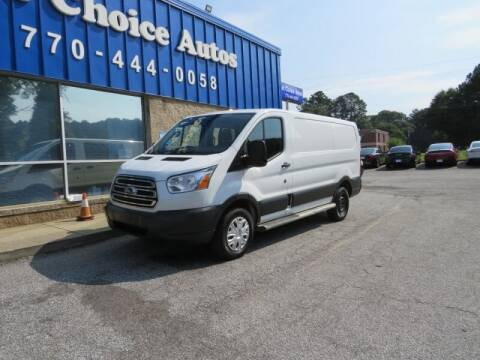 2018 Ford Transit Cargo for sale at 1st Choice Autos in Smyrna GA