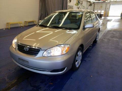 2005 Toyota Corolla for sale at REGIONAL AUTO CENTER in Fredericksburg VA