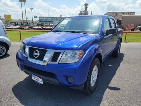 2012 Nissan Frontier for sale at Mid Valley Motors in La Feria TX