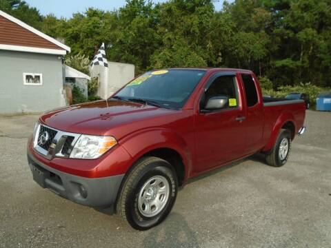 2015 Nissan Frontier for sale at Taunton Auto & Truck Sales in Taunton MA