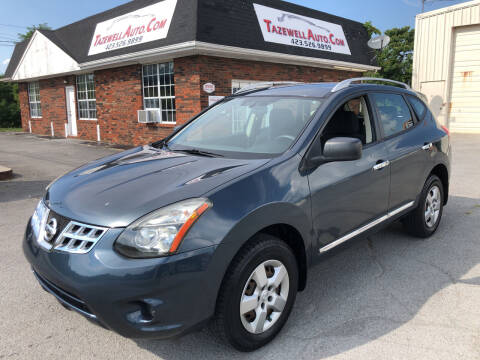 2014 Nissan Rogue Select for sale at tazewellauto.com in Tazewell TN