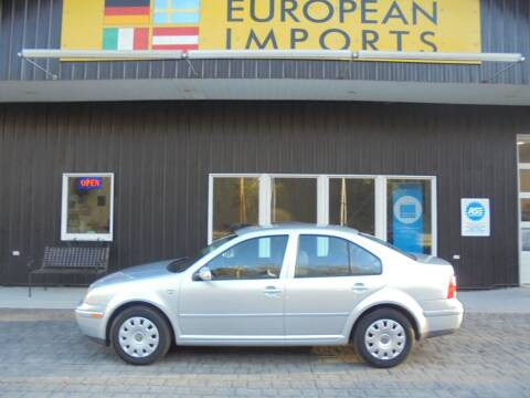 2004 Volkswagen Jetta for sale at EUROPEAN IMPORTS in Lock Haven PA