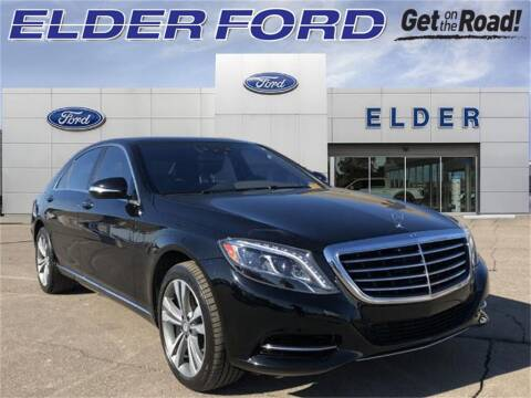 2016 Mercedes-Benz S-Class for sale at Mr Intellectual Cars in Troy MI
