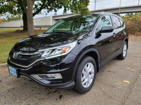 2016 Honda CR-V for sale at EXECUTIVE AUTOSPORT in Portland OR