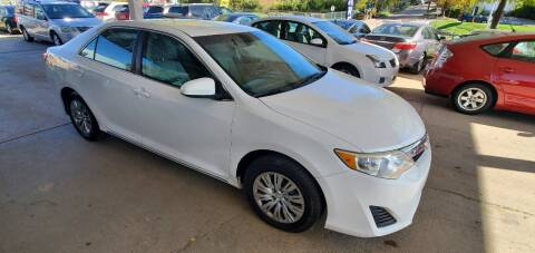 2014 Toyota Camry for sale at Divine Auto Sales LLC in Omaha NE