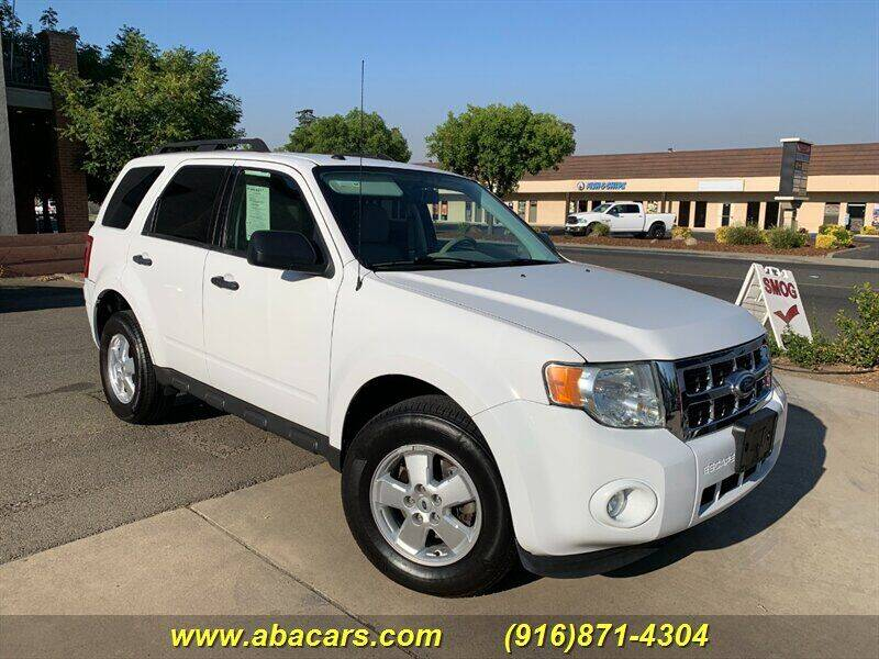2011 Ford Escape for sale at About New Auto Sales in Lincoln CA