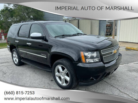 2013 Chevrolet Tahoe for sale at Imperial Auto of Slater in Slater MO
