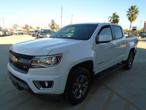 2015 Chevrolet Colorado for sale at Premier Foreign Domestic Cars in Houston TX