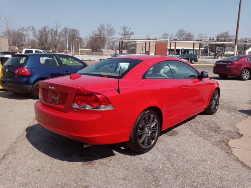 2008 Volvo C70 for sale at Pep Auto Sales in Goshen IN