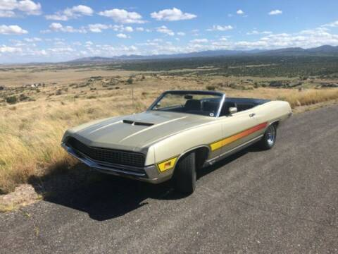 1971 Ford Torino for sale at Classic Car Deals in Cadillac MI