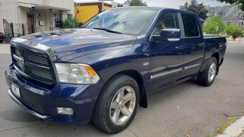 2012 RAM Ram Pickup 1500 for sale at JOANKA AUTO SALES in Newark NJ