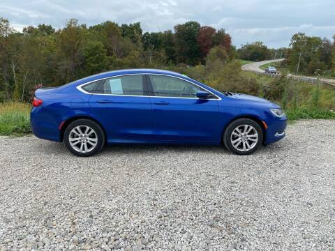 2015 Chrysler 200 for sale at Skyline Automotive LLC in Woodsfield OH