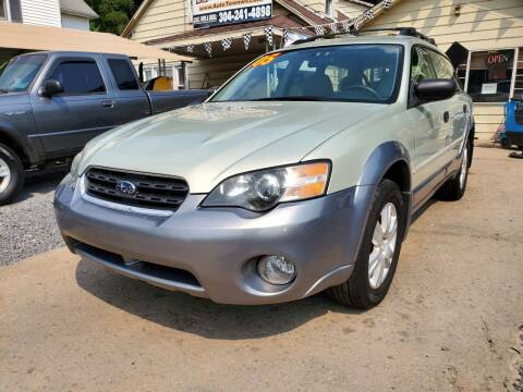 2005 Subaru Outback for sale at Auto Town Used Cars in Morgantown WV