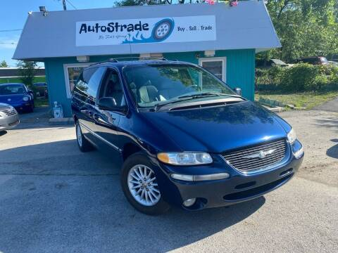 2000 Chrysler Town and Country for sale at Autostrade in Indianapolis IN
