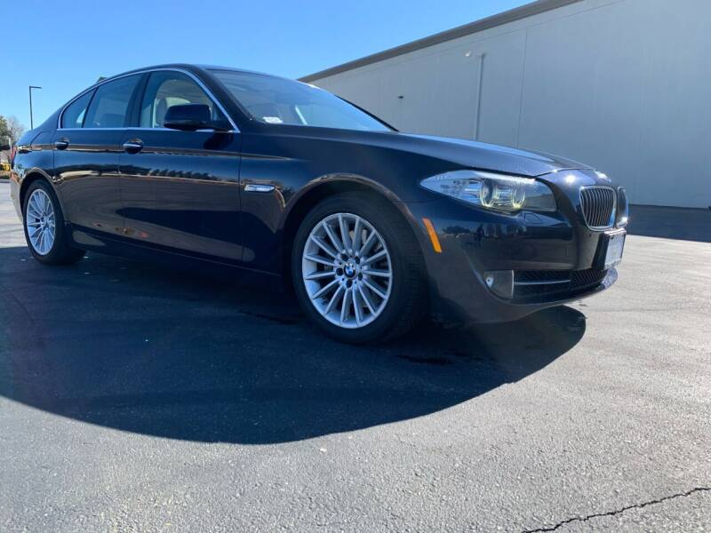 2011 BMW 5 Series for sale at Integrity Motorz, LLC in Tracy CA