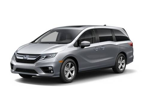 2019 Honda Odyssey for sale at BASNEY HONDA in Mishawaka IN