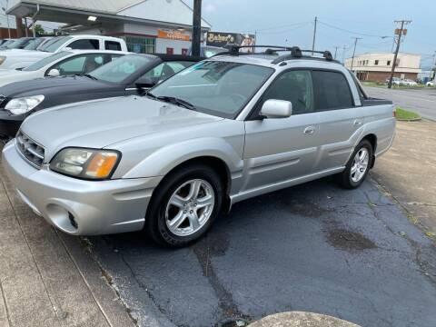 2003 Subaru Baja for sale at All American Autos in Kingsport TN
