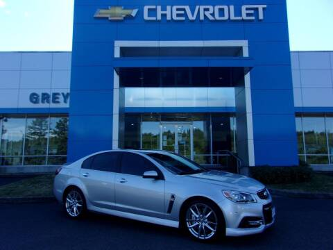 2015 Chevrolet SS for sale at Grey Chevrolet, Inc. in Port Orchard WA