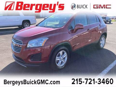 2015 Chevrolet Trax for sale at Bergey's Buick GMC in Souderton PA