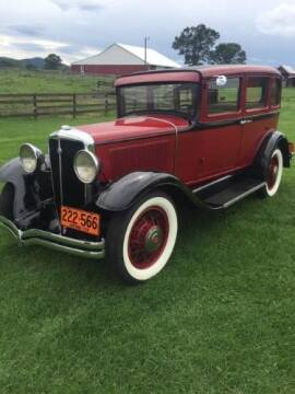 1931 Studebaker Sedan for sale at Haggle Me Classics in Hobart IN