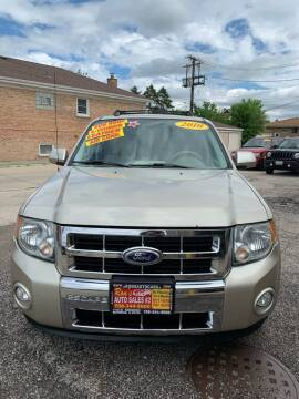 2010 Ford Escape for sale at RON'S AUTO SALES INC - MAYWOOD in Maywood IL