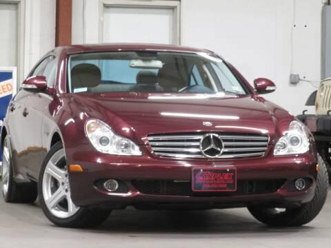 2006 Mercedes-Benz CLS for sale at CarPlex in Manassas VA