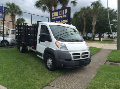 2015 RAM ProMaster Cab Chassis for sale at Car City Autoplex in Metairie LA