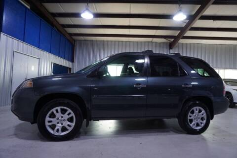2006 Acura MDX for sale at SOUTHWEST AUTO CENTER INC in Houston TX