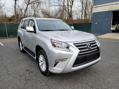 2019 Lexus GX 460 for sale at AW Auto & Truck Wholesalers  Inc. in Hasbrouck Heights NJ