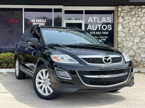 2010 Mazda CX-9 for sale at ATLAS AUTOS in Marietta GA
