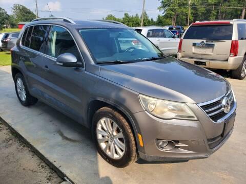 2010 Volkswagen Tiguan for sale at Karas Auto Sales Inc. in Sanford NC