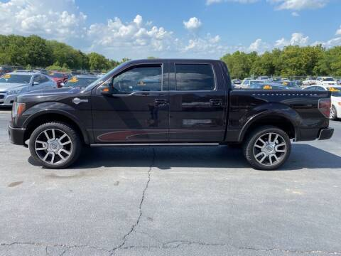 2010 Ford F-150 for sale at CARS PLUS CREDIT in Independence MO