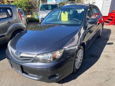 2011 Subaru Impreza for sale at Drive Deleon in Yonkers NY