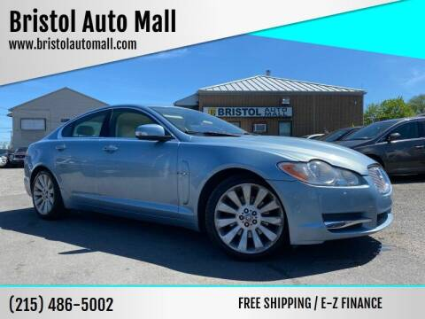 2009 Jaguar XF for sale at Bristol Auto Mall in Levittown PA