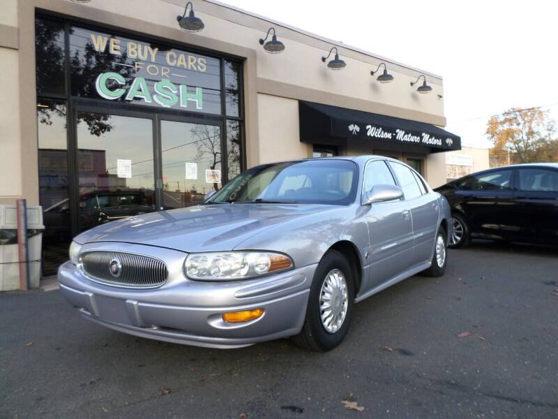 2004 Buick LeSabre for sale at Wilson-Maturo Motors in New Haven Ct CT