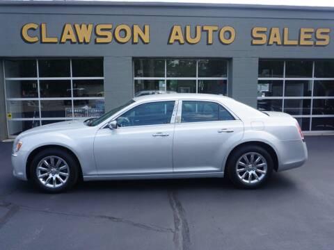 2011 Chrysler 300 for sale at Clawson Auto Sales in Clawson MI