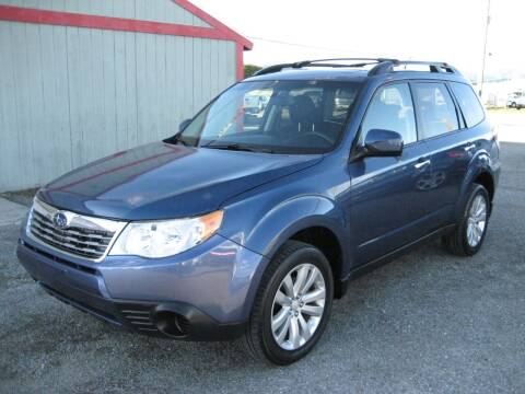 2011 Subaru Forester for sale at Stateline Auto Sales in Post Falls ID