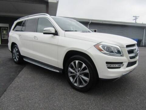 2015 Mercedes-Benz GL-Class for sale at Specialty Car Company in North Wilkesboro NC