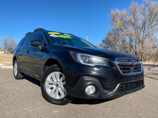 2018 Subaru Outback for sale at UNITED Automotive in Denver CO