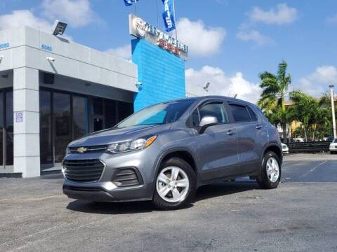 2020 Chevrolet Trax for sale at Tech Auto Sales in Hialeah FL