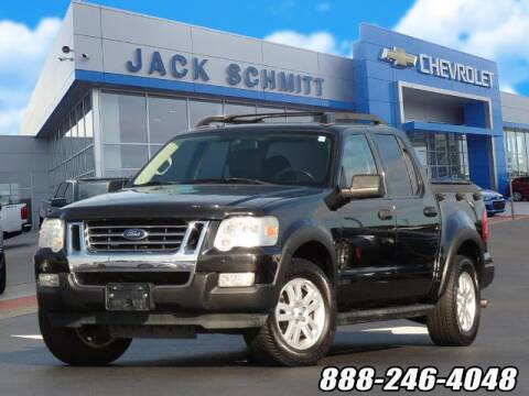 2010 Ford Explorer Sport Trac for sale at Jack Schmitt Chevrolet Wood River in Wood River IL